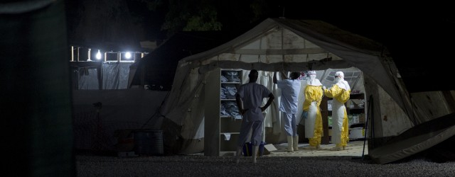 As Ebola spreads across West Africa, we talk to the medical and humanitarian professionals scrambling to contain the spread of the epidemic. Read the full story here. Published on the […]